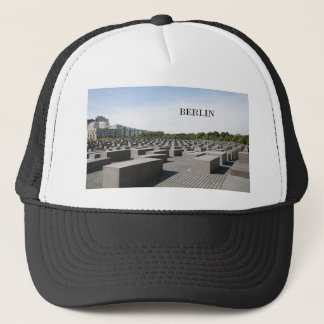 Germany Berlin Holocaust (St.K) Trucker Hat