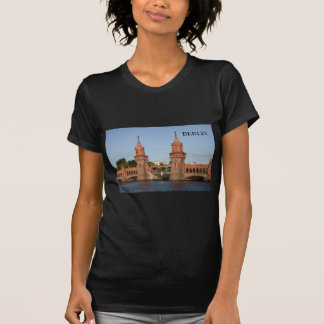 Germany Berlin Oberbaumbrucke (St.K.) T-Shirt