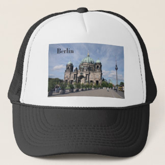 Germany Berlin (St.K) Trucker Hat