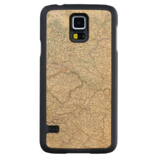 Germany, Central Europe Carved Maple Galaxy S5 Case