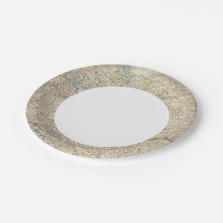 Germany, Central Europe Paper Plate