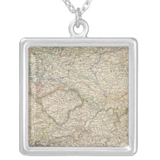 Germany, Central Europe Silver Plated Necklace