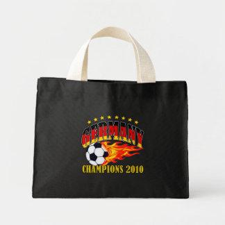 Germany Champions Canvas Bag