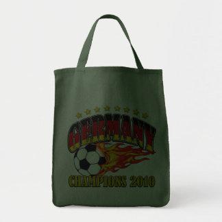 Germany Champions Tote Bag