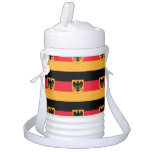 Germany Coat of Arms Igloo Drink Cooler