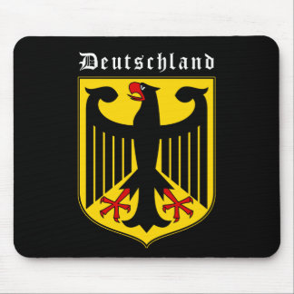 Germany Coat of Arms Mouse Pads