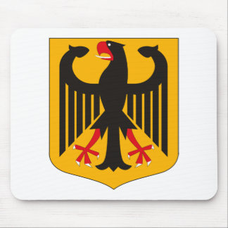 Germany Coat of Arms Mousepad