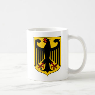 Germany Coat of Arms Mug