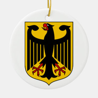 Germany Coat of Arms Ornament
