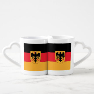Germany Coat of Arms Lovers Mugs