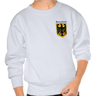 Germany Coat of Arms Pullover Sweatshirt