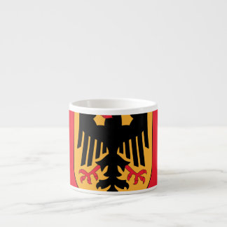 Germany Coat of Arms Espresso Cups