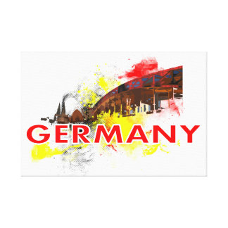 Germany Cologne Canvas Print