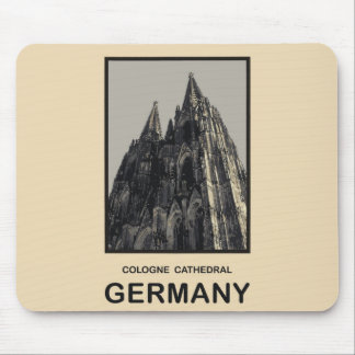 Germany Cologne Cathedral Mouse Pad