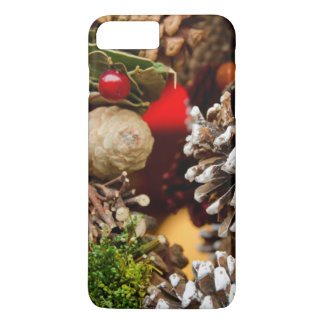 Germany, Cologne. Cologne Cathedral Christmas iPhone 8 Plus/7 Plus Case
