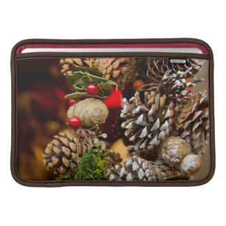 Germany, Cologne. Cologne Cathedral Christmas MacBook Sleeve