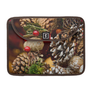 Germany, Cologne. Cologne Cathedral Christmas Sleeve For MacBook Pro