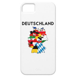 germany country political flag map region province case for the iPhone 5