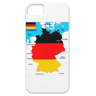 germany country political map flag case for the iPhone 5