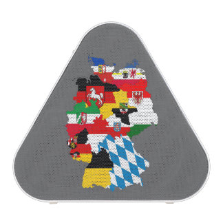 germany country regions flag map provnice symbol