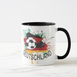 Germany Deutschland football  fußball Mug