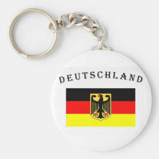 Germany / Deutschland Key Ring