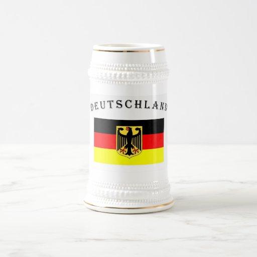 Germany / Deutschland Mug