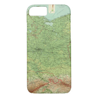 Germany eastern section iPhone 8/7 case