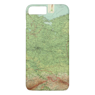 Germany eastern section iPhone 8 plus/7 plus case