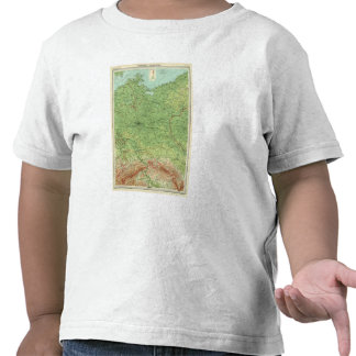 Germany eastern section tshirts