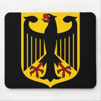 germany emblem mouse pad