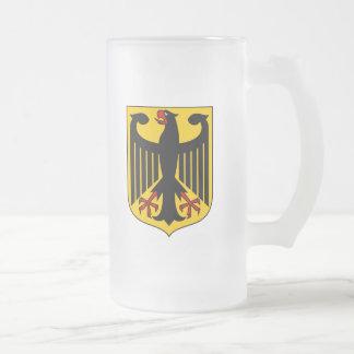 germany emblem mugs