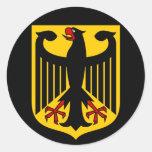 germany emblem stickers