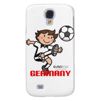 Germany - Euro 2012 Galaxy S4 Case