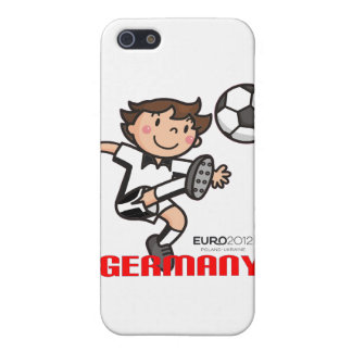 Germany - Euro 2012 Case For iPhone 5/5S