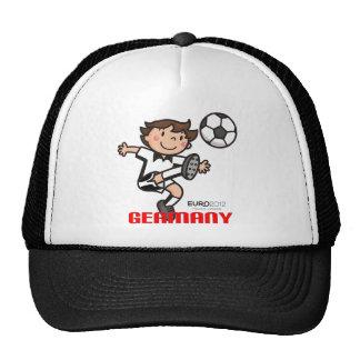 Germany - Euro 2012 Mesh Hats