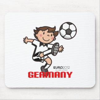 Germany - Euro 2012 Mousepad