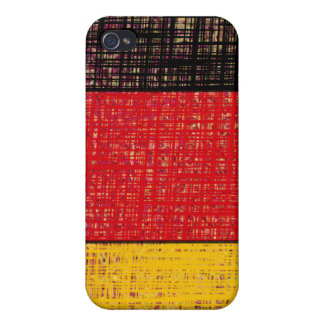 GERMANY FLAG 4  iPhone 4/4S CASE