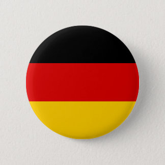 Germany Flag 6 Cm Round Badge