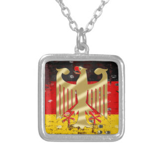 Germany Flag Adler Eagle Deutschland Fußball 2014 Jewelry