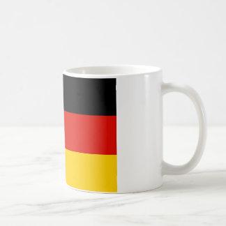 Germany Flag Basic White Mug