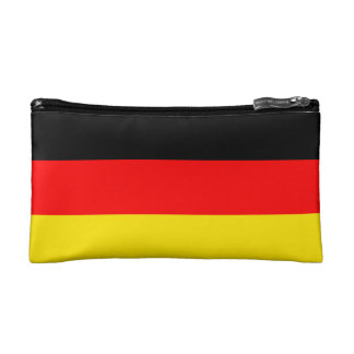Germany Flag Cosmetics Bags