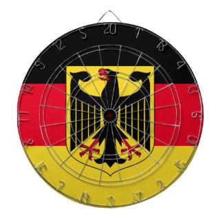 Germany Flag Dartboard