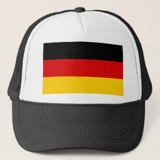 Germany Flag DE Trucker Hat