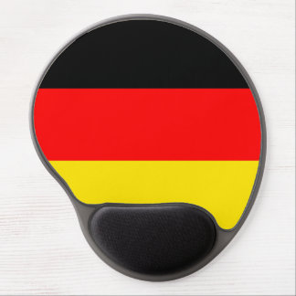 Germany Flag Gel Mouse Mat