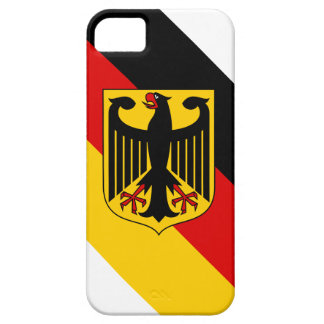 Germany Flag iPhone 5 Cover