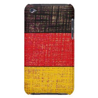 GERMANY FLAG iPod Touch Case-Mate Case