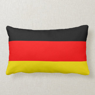 Germany Flag Lumbar Cushion