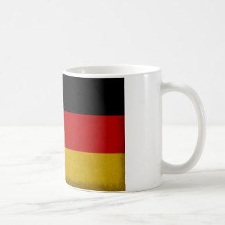 Germany flag coffee mugs