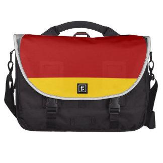 Germany Flag of germany Deutschland Flagge Laptop Bag